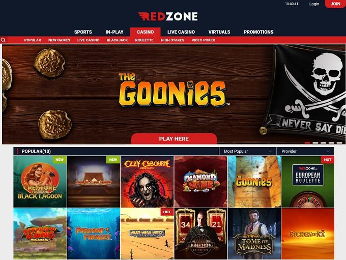 Red Casino Online